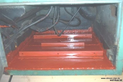 Renovierung O321HK