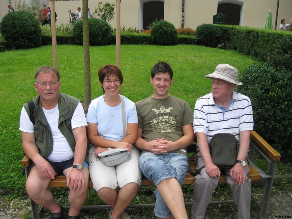 Urlaub 2009 – Lindau nach Passau