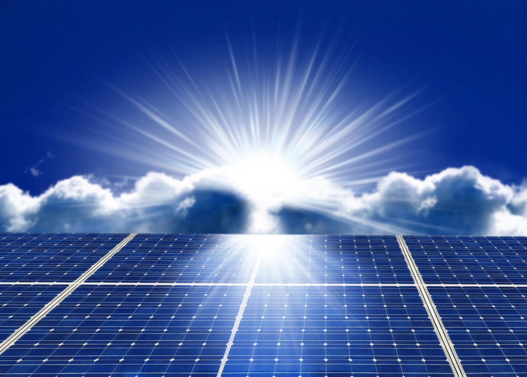 Neue Solarzelle ist da
