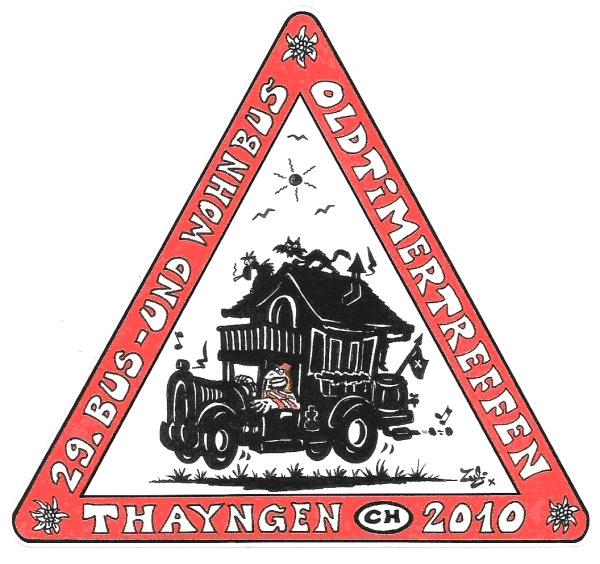 Jetz isses Fix: Wohnbustreffen in Thayngen (CH)