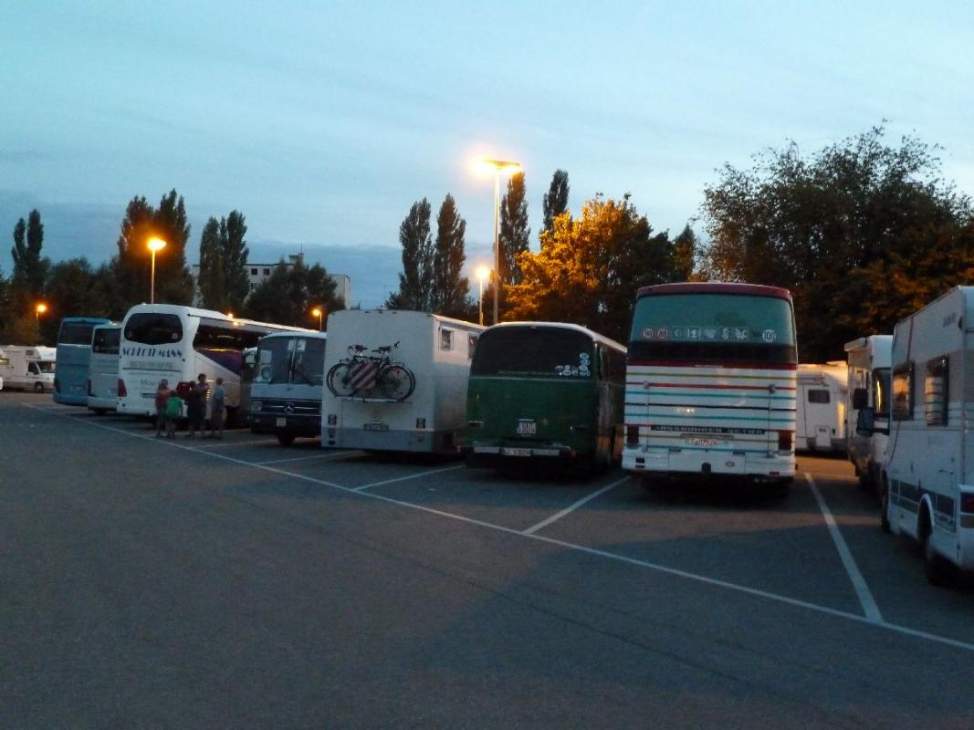 Hurra, der neue Bus ist da – Auf gehts zum Wohnbustreffen!!!
