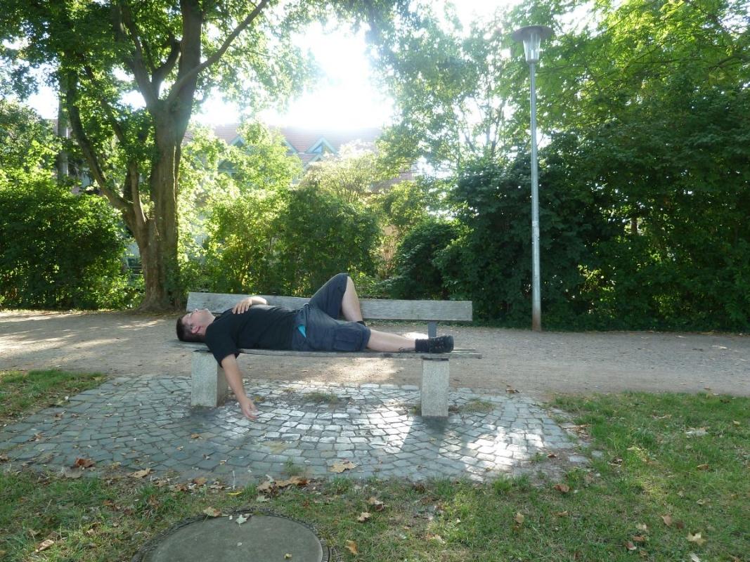 Sommerurlaub 2012 – Tag 5 – Viel Technik und zuviel Pathos!