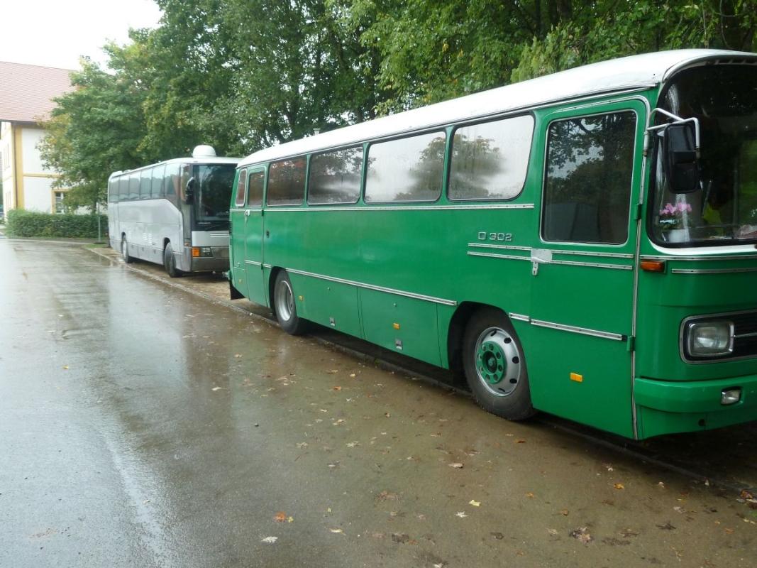 Sommerurlaub 2012 – Tag 17 – Blautopf, Regen und Umwege nach Kisslegg!