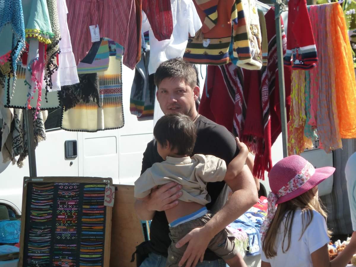 Sommer 2013 – Tag 5: Markttag