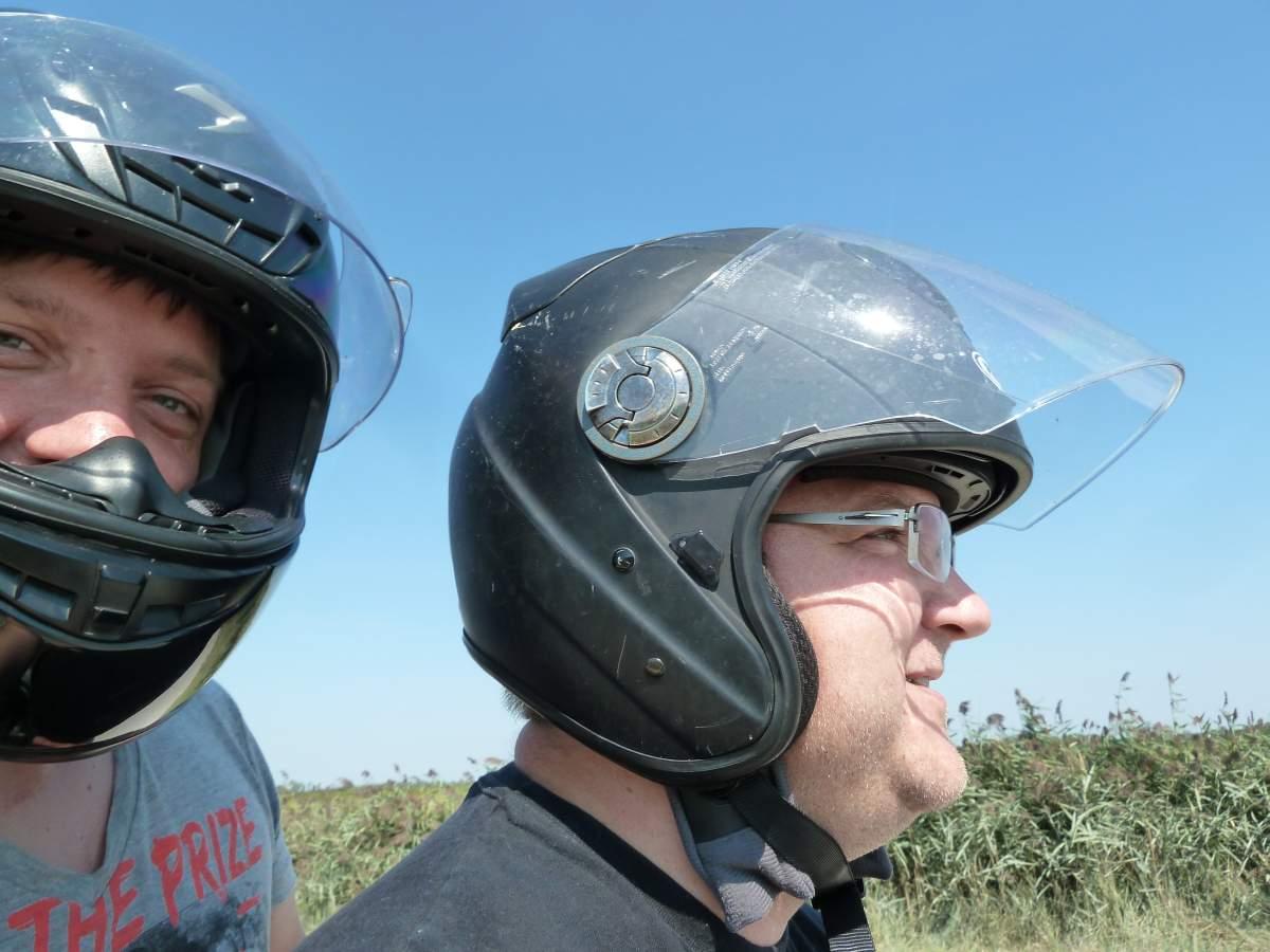 Sommer 2013 – Tag 8: zuviel Mobilität!
