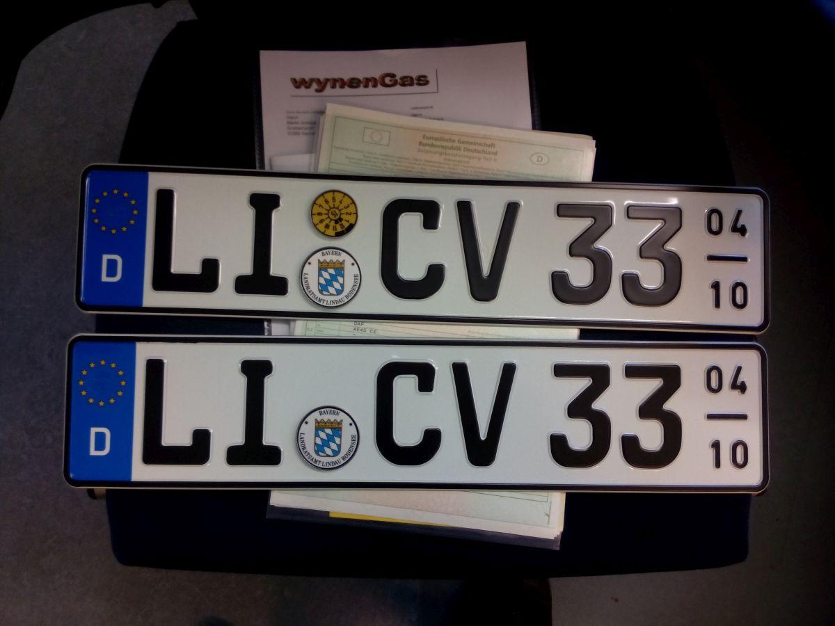 LI-CV 33 lebe hoch!