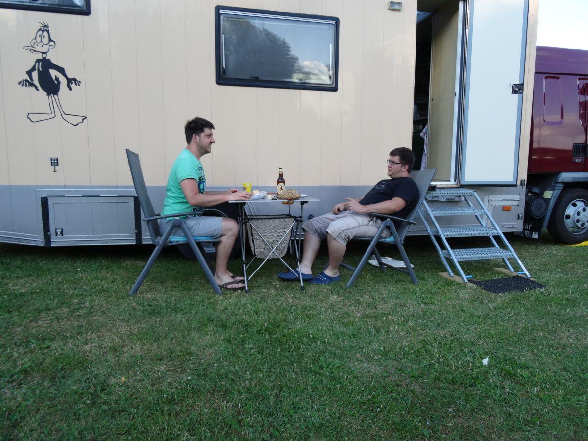Urlaub 2014 – Tag 5: Auf nach Tschechien!