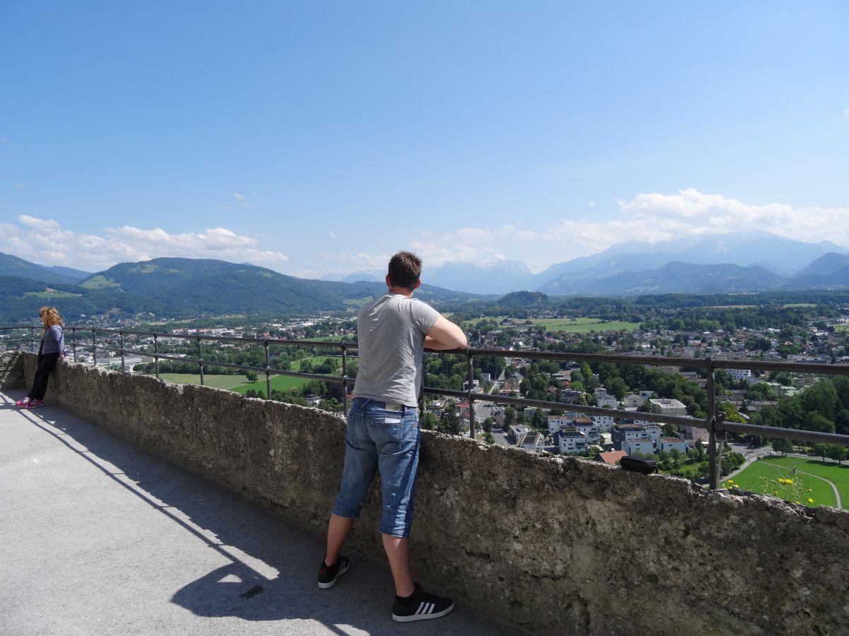 Urlaub 2014 – Tag 13: Salz-, -burg und Europas größter Bernsteinstore!