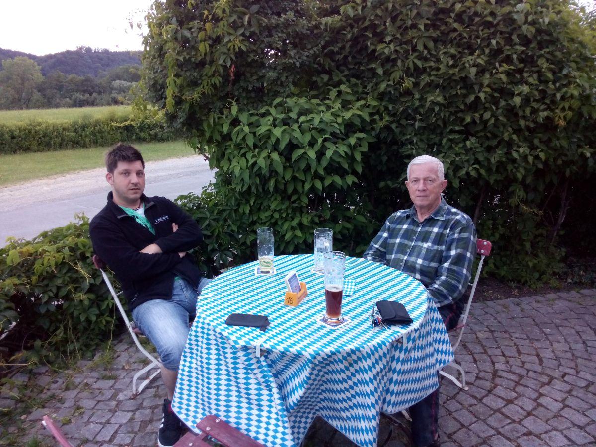 Urlaub 2014 – Tag 3: Quer durch Bayern!