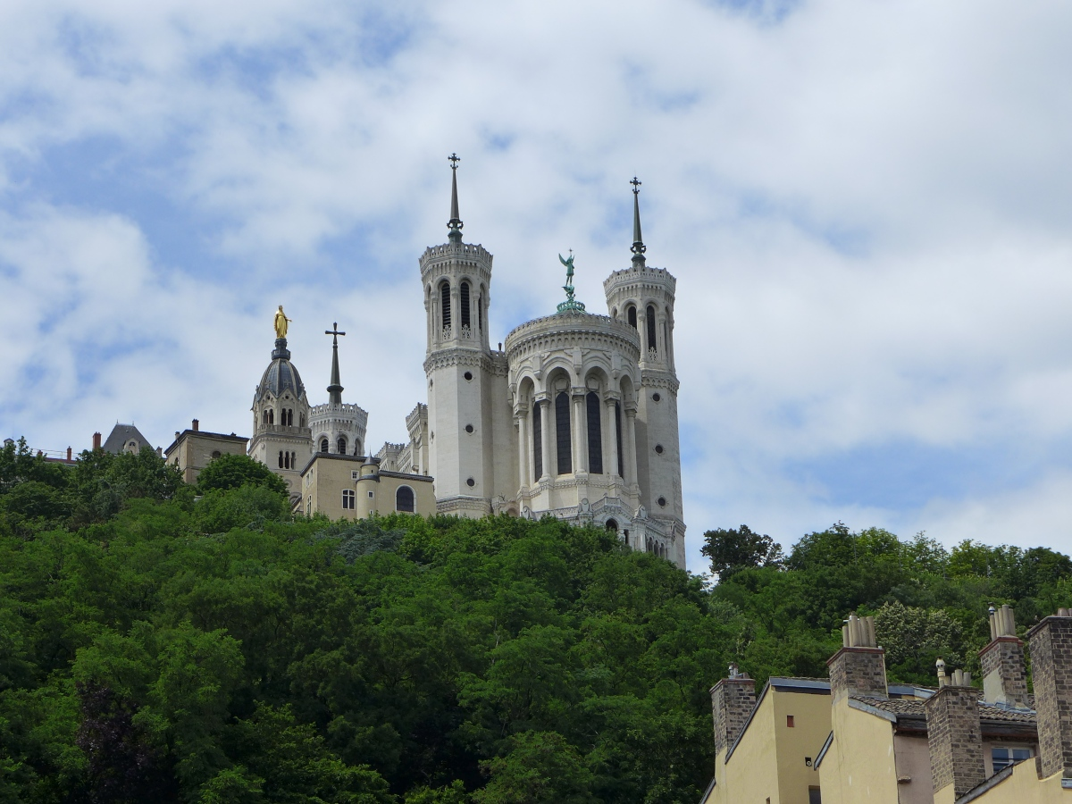 Sommer 2015 – Tag 12: Tour durch Vieux – Lyon