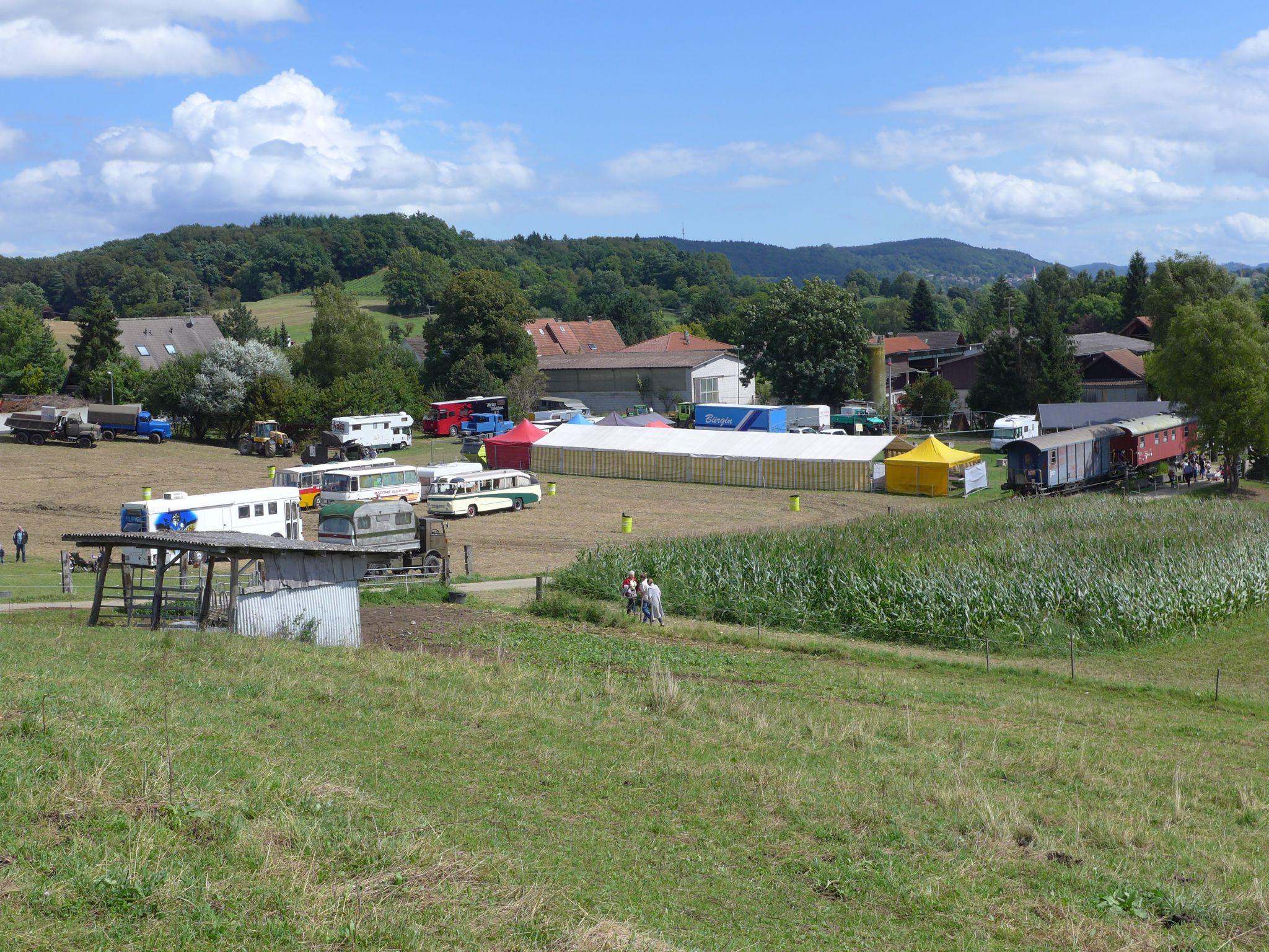 Sommer 2016 (2): Tag 3 Schweizer Wohnbustreffen