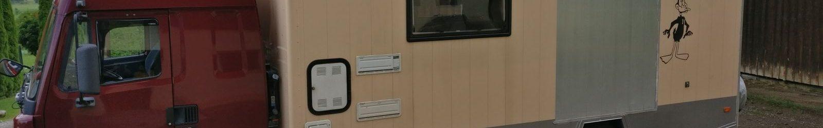 DAF 45 Wohnmobil 7,49to zu verkaufen – erledigt!
