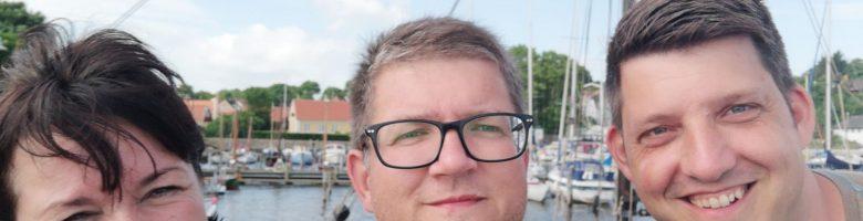 Sommer 2018 – Tag 11: Kunst in Århus, Sild in Løgstrup