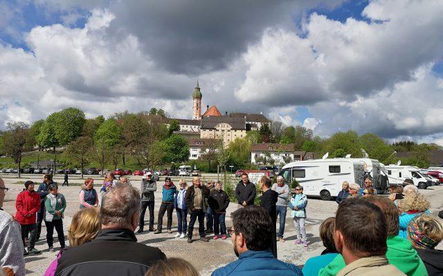 Saisonauftakt 2019: Kloster Andechs Treffen