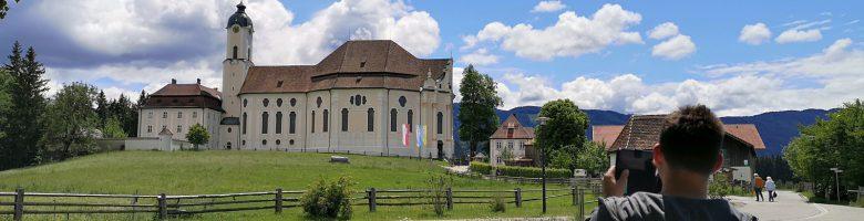 Sommerurlaub 2020 Tag 2: Kirchen und Klöster