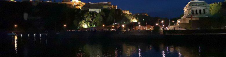 Herbst 2020 – Tag 4: Mittwoch, Main – Rhein – Mosel