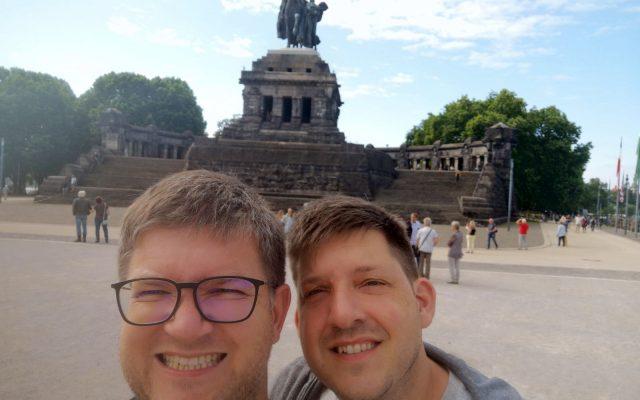 Herbst 2020 – Tag 5: Donnerstag, Wandern in Koblenz